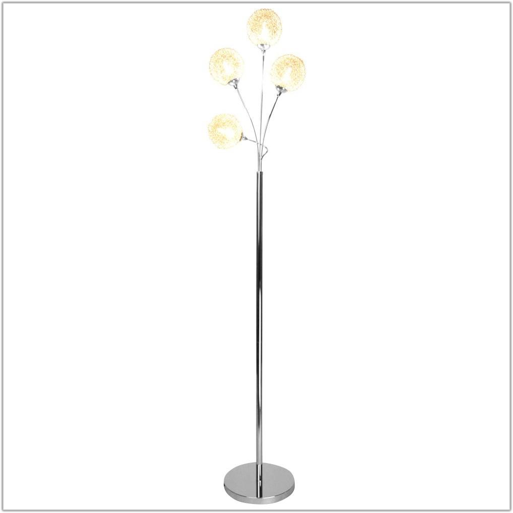 Oslo 4 Light Floor Lamp