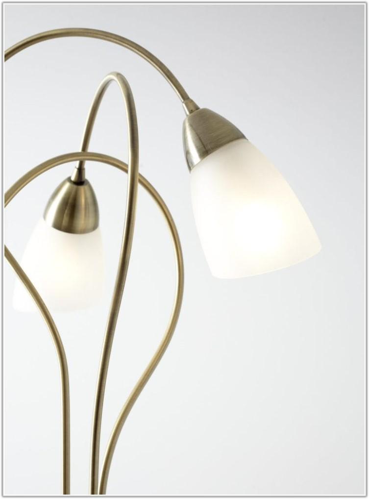 Ottoni Floor Lamp Antique Brass