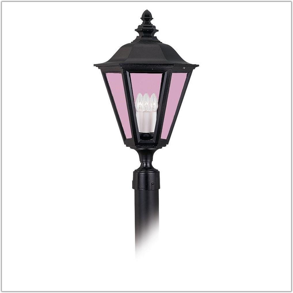 Outdoor Classic 3 Light Post Lantern