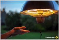 Outdoor Electric Patio Heat Lamps