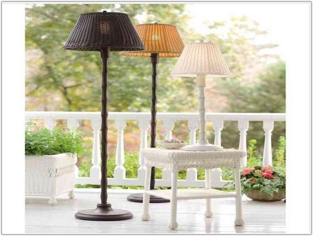 Outdoor Floor Lamps For Porches