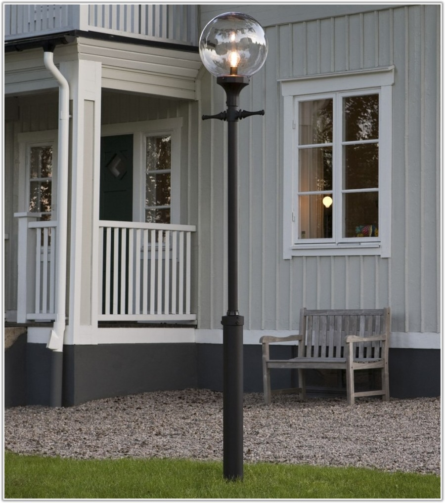 Outdoor Lamp Post Globes Uk