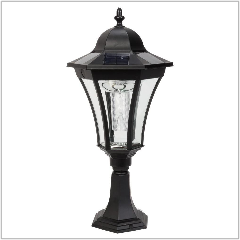 Outdoor Solar Lamp Post Lights