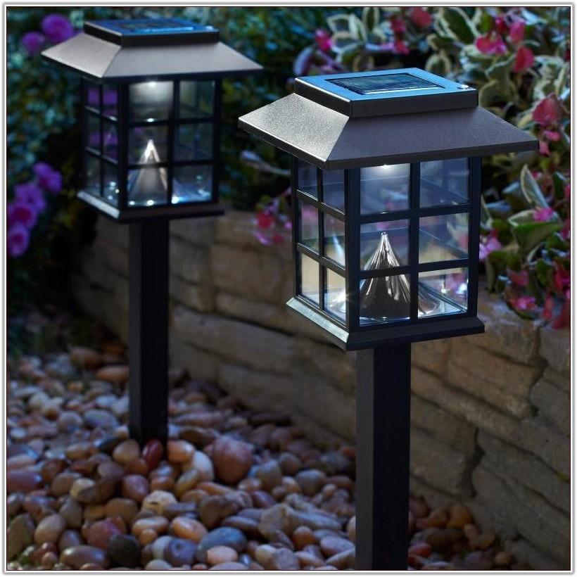 Outdoor Solar Lamp Posts Canada