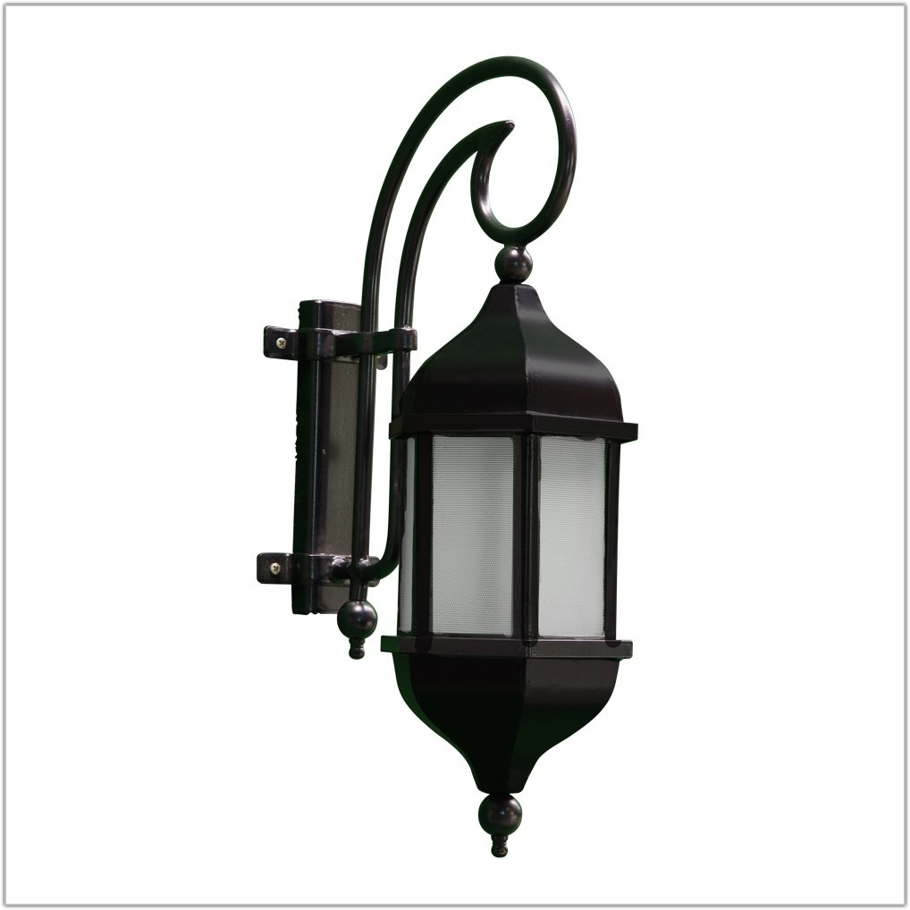 Outdoor Wall Lamps Home Depot