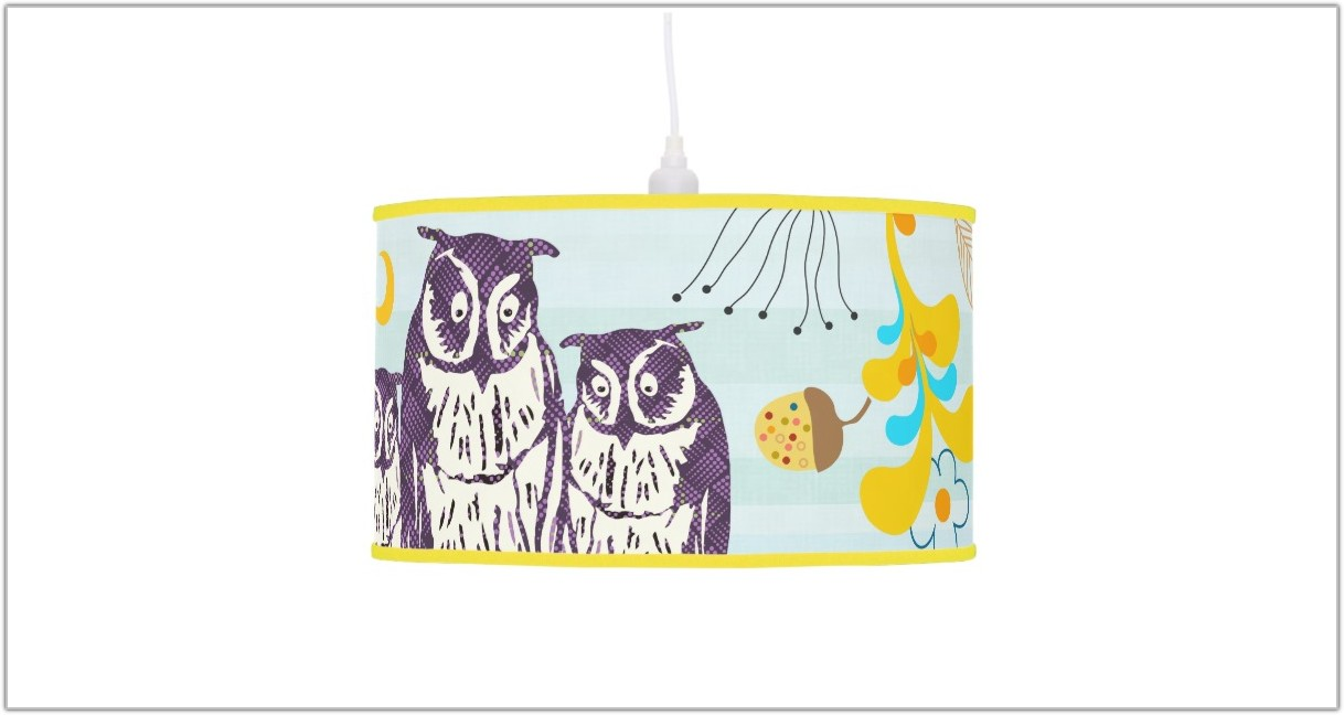 Owl Lamp For Baby Room