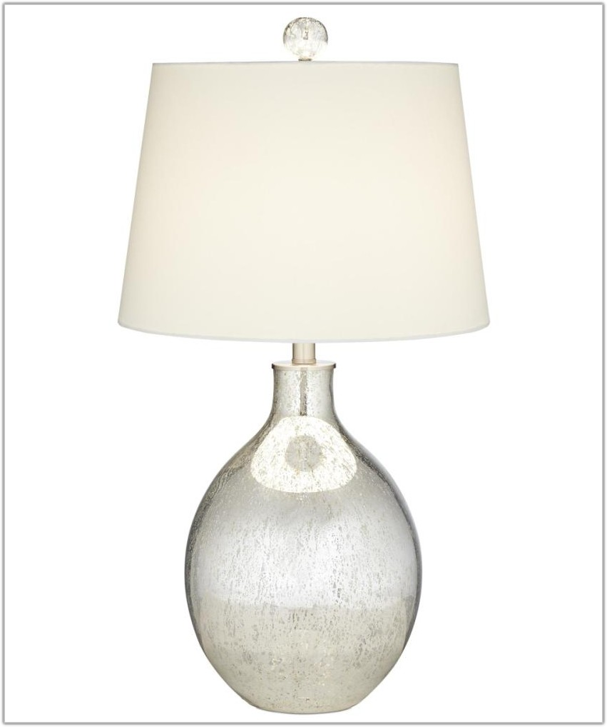 Pacific Coast Lighting Mercury Table Lamp