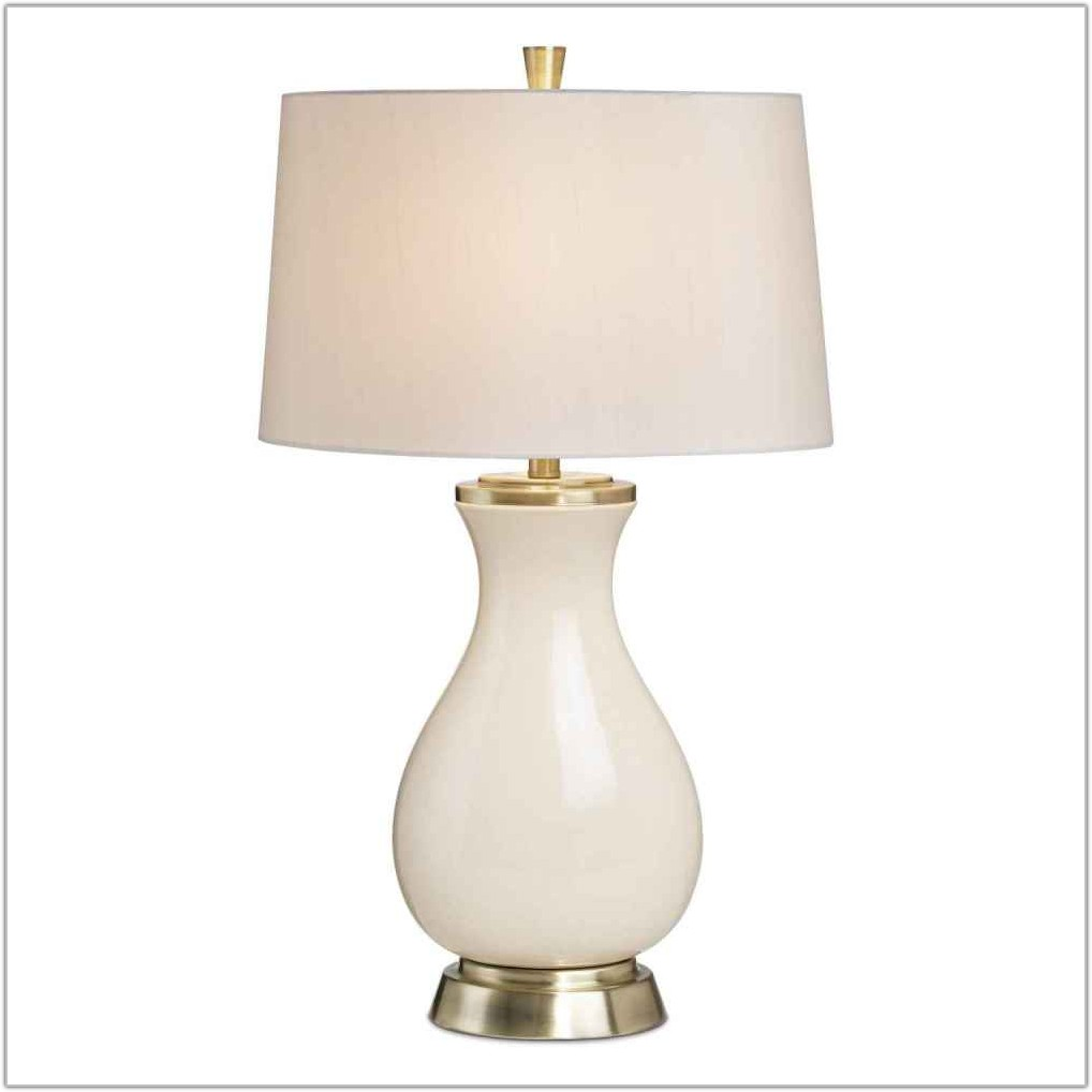 Pacific Coast Lighting Mystic Glaze Table Lamp