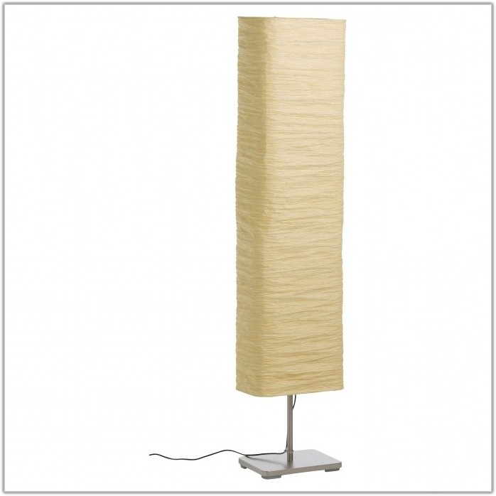 Paper Shade Floor Lamp Replacement Shade