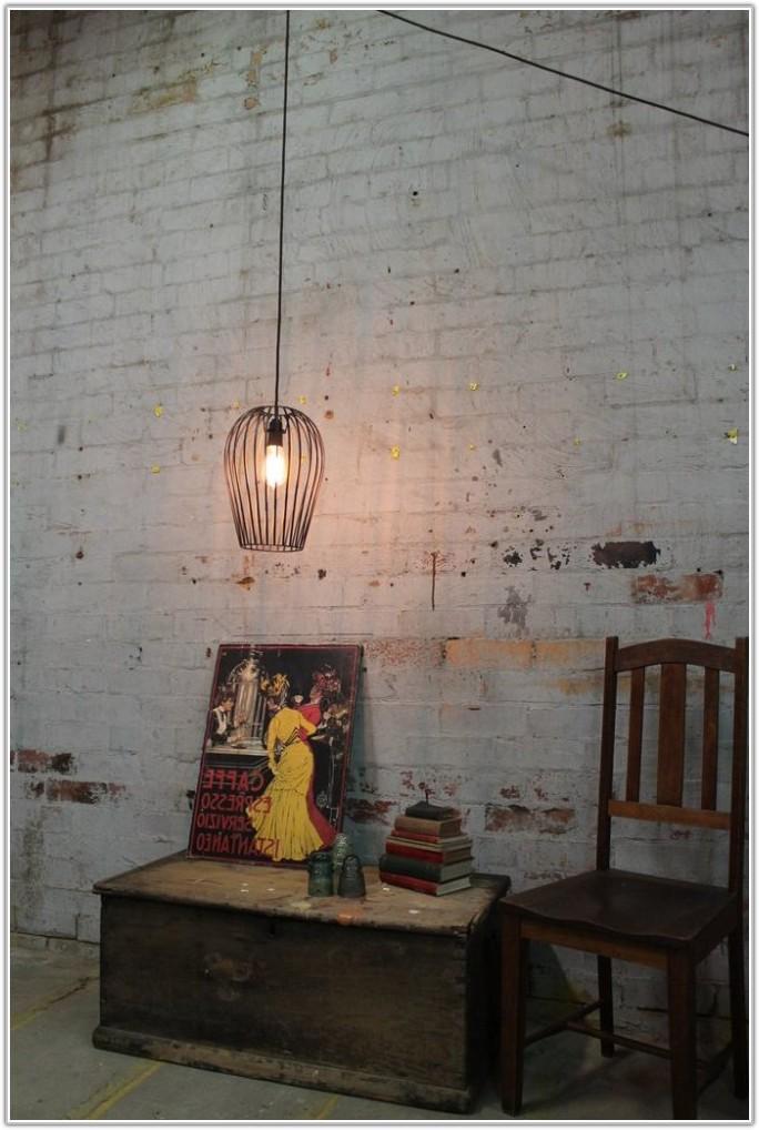 Pendant Lamp Plug In Cord
