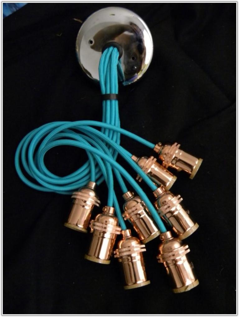 Plug In Hanging Lamp Cord