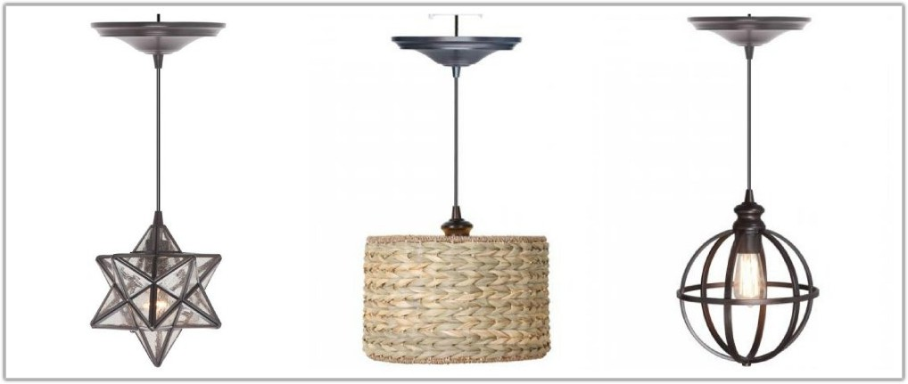 Plug In Pendant Lighting Home Depot