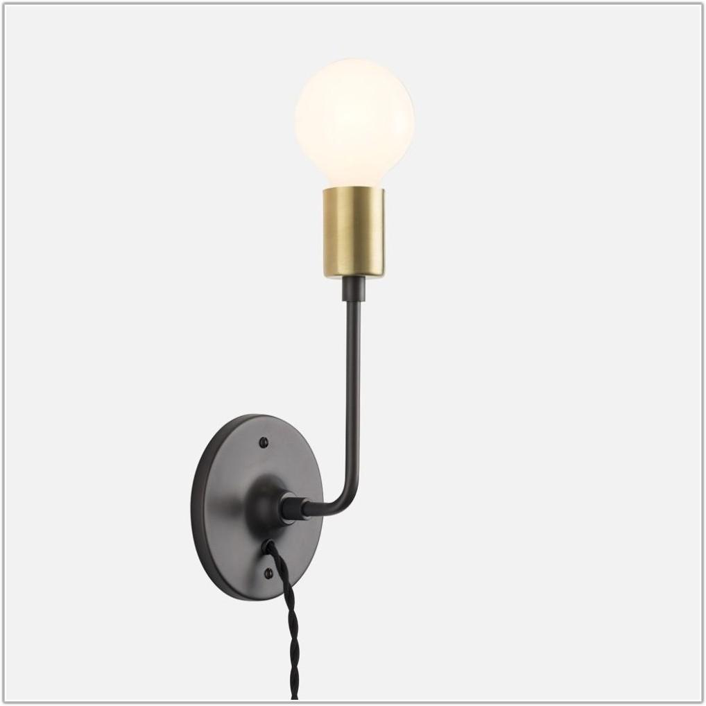 Plug In Wall Lamp Amazon