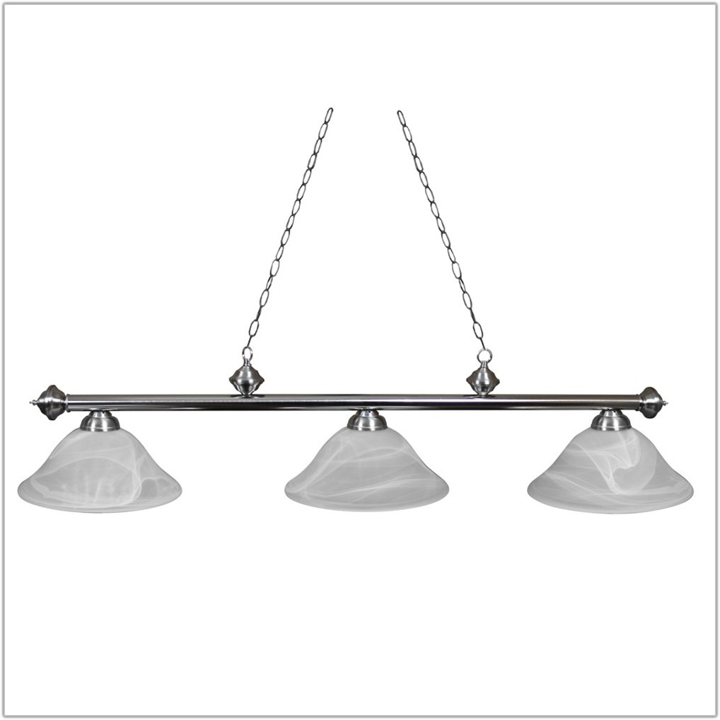 Pool Table Glass Light Shades