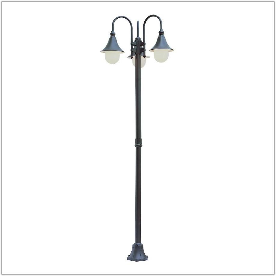 Portfolio 3 Light Lamp Post