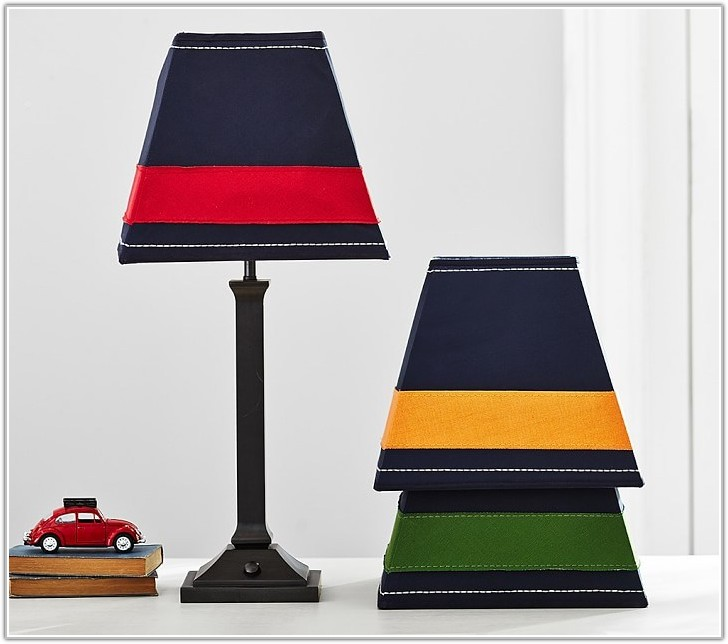 Pottery Barn Mix And Match Lamp Shades