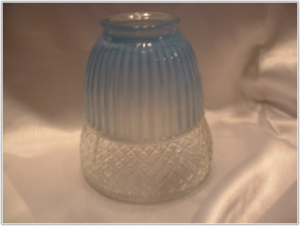 Replacement Oil Lamp Glass Shades