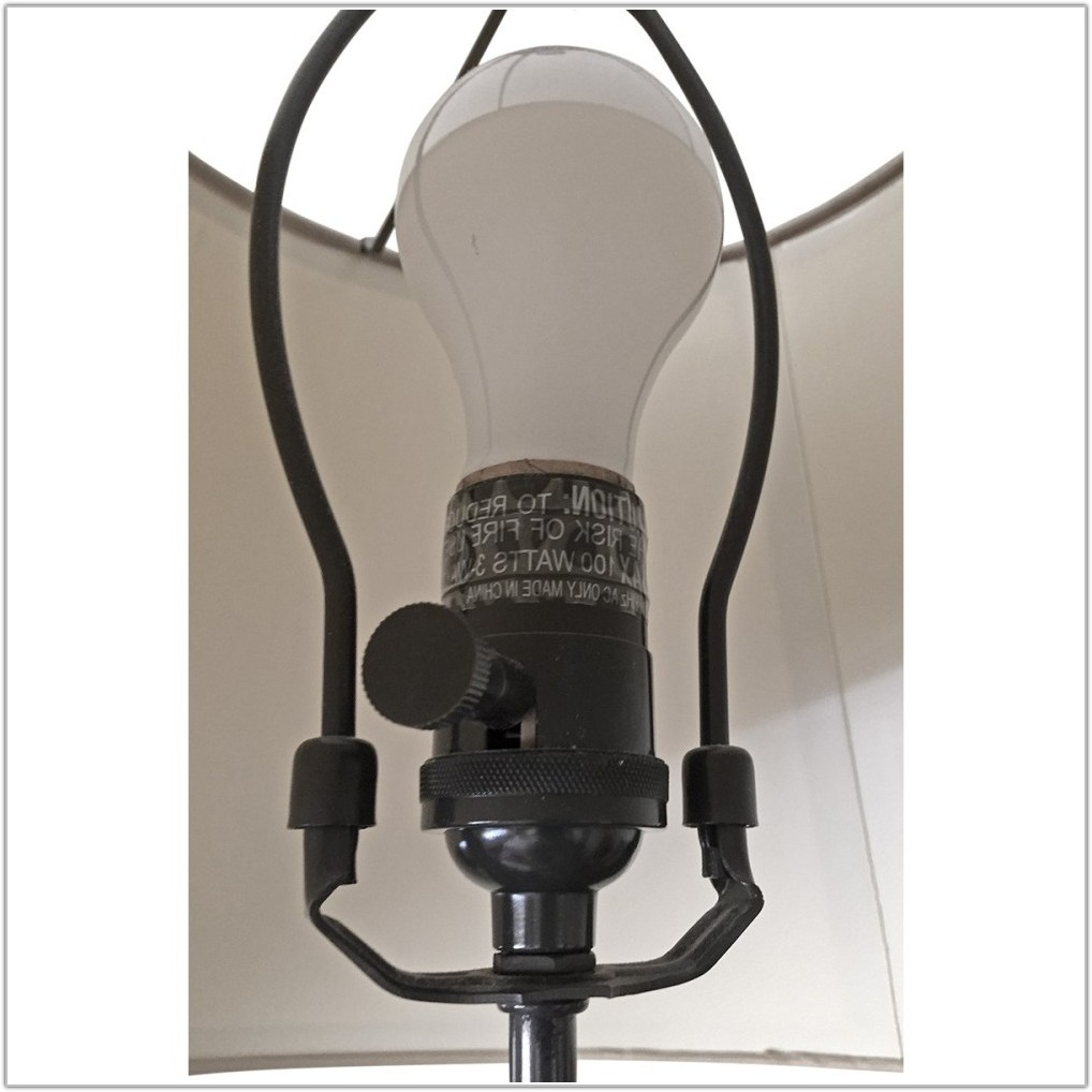 Restoration Hardware Library Table Lamp