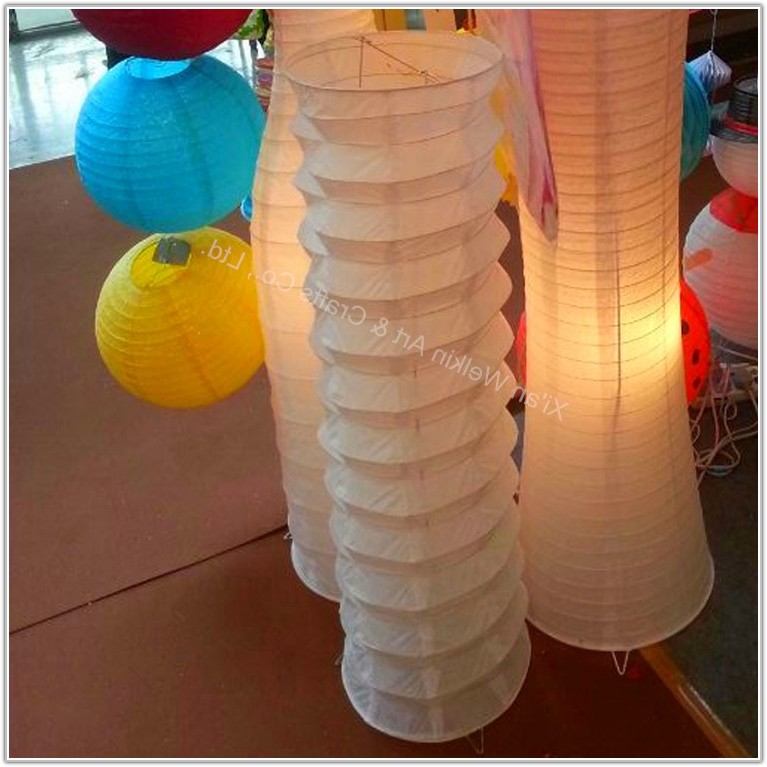 Rice Paper Ceiling Lamp Shades