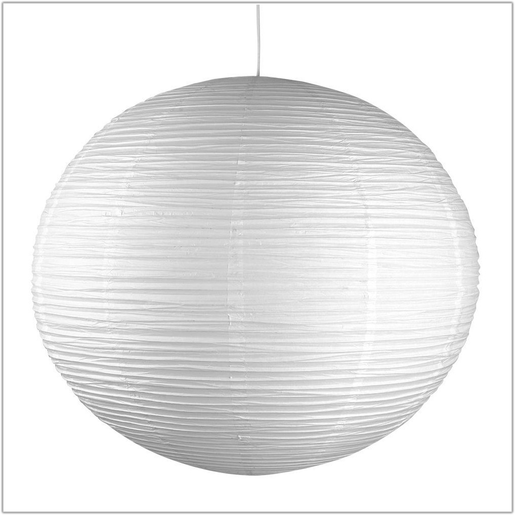 Rice Paper Ceiling Light Shades