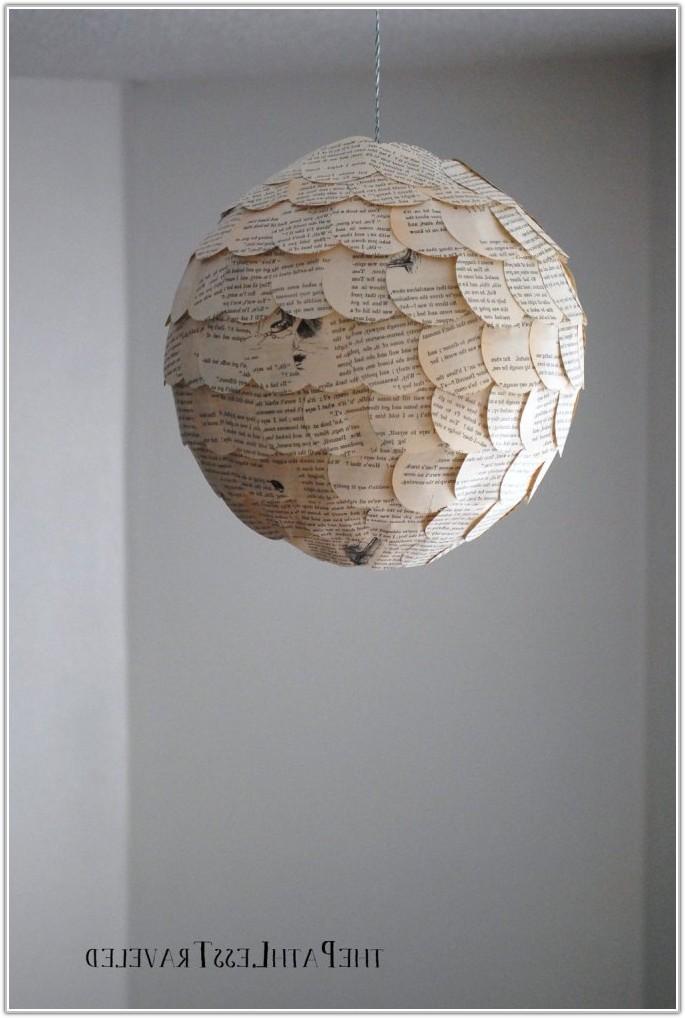 Rice Paper Lantern Floor Lamp