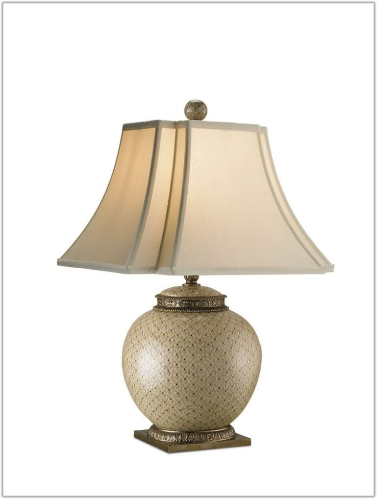 Rustic Lamp Shades For Table Lamps