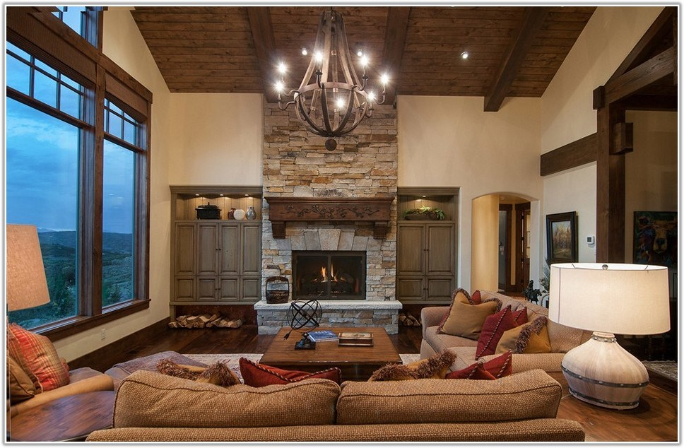 Rustic Lamps For Living Room