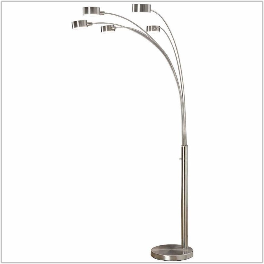 Salvo Led Torchiere Floor Lamp