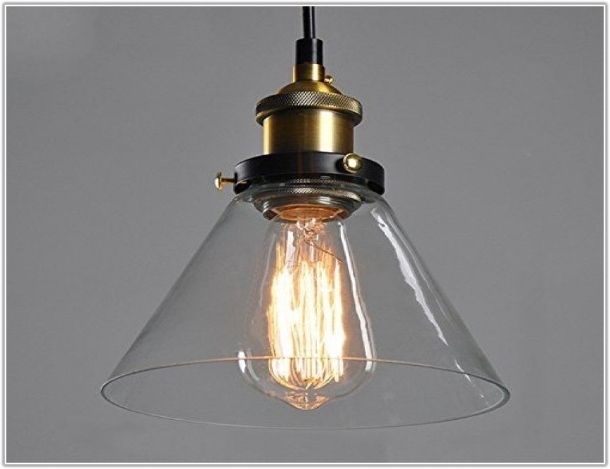 Screw On Ceiling Lamp Shade