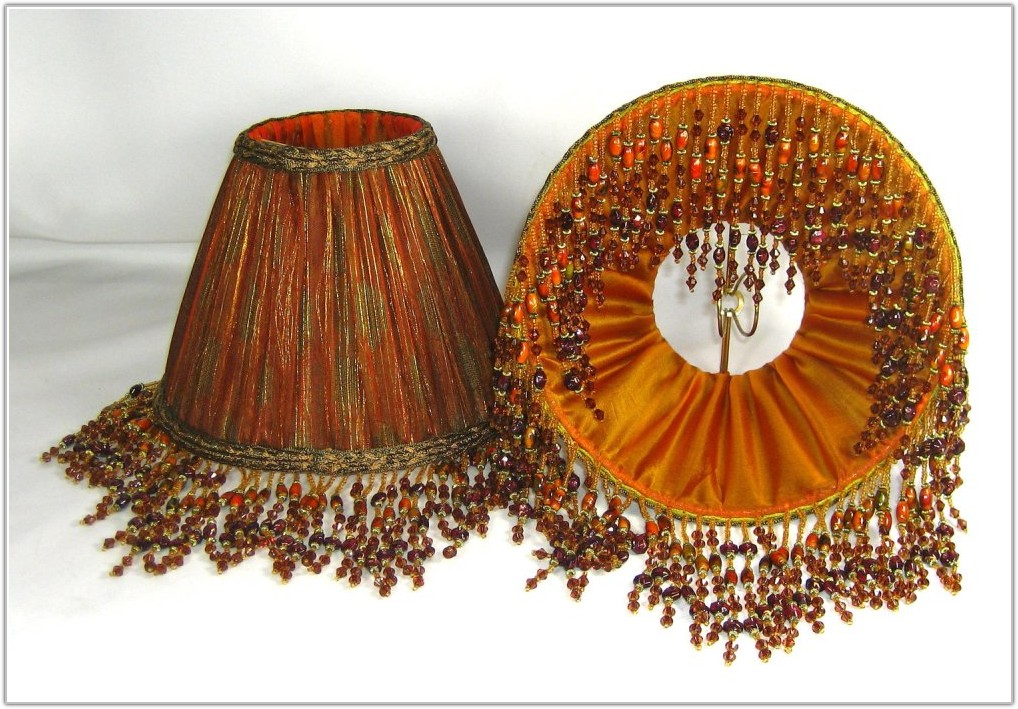 Silk Lamp Shades For Table Lamps