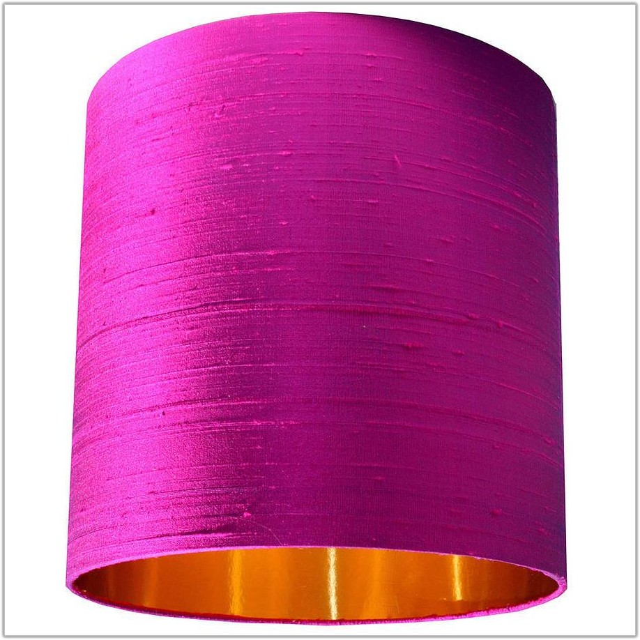 Silk String Drum Lamp Shades
