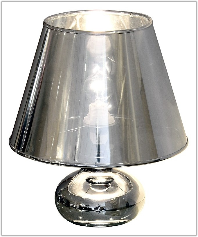 Silver Lamp Shades For Table Lamps