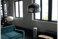 Small Arco Style Floor Lamp