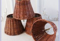 Small Lamp Shades Clip On