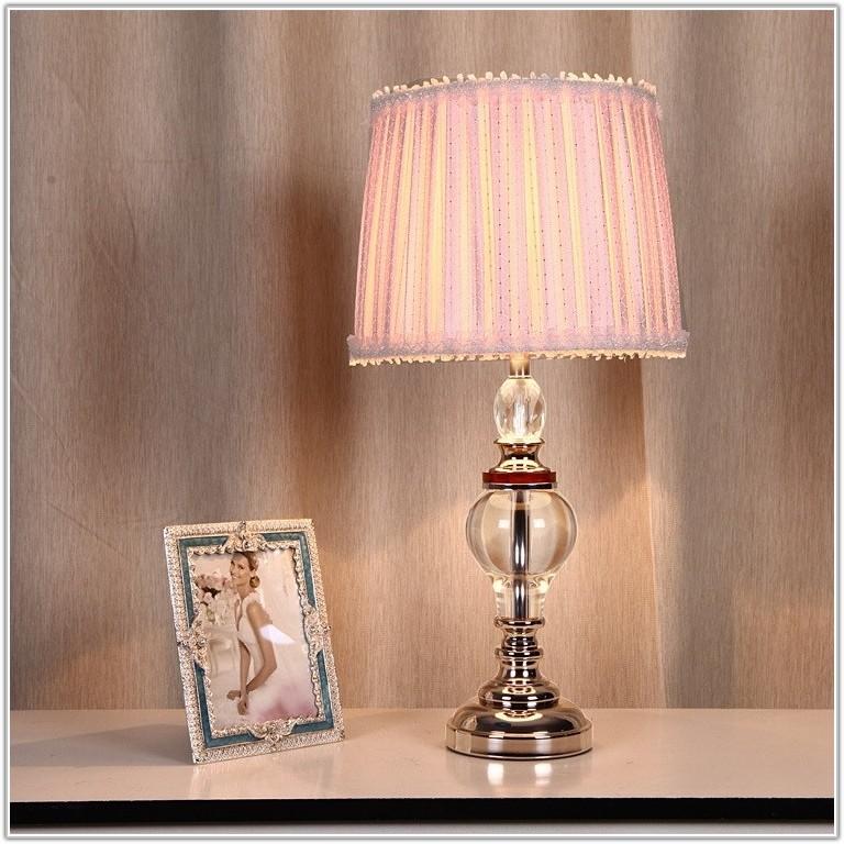 Small Pink Table Lamp Shades