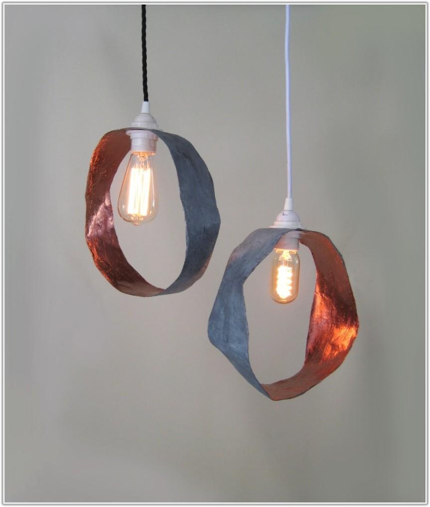 Small Plug In Pendant Lamp