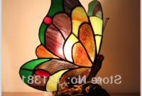 Small Tiffany Style Accent Lamps