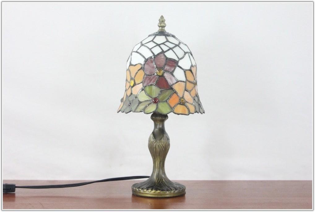 Small Tiffany Style Desk Lamps
