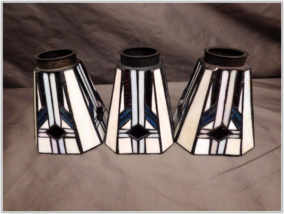 Small Tiffany Style Lamp Shades
