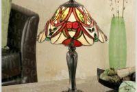 Small Tiffany Table Lamps Uk