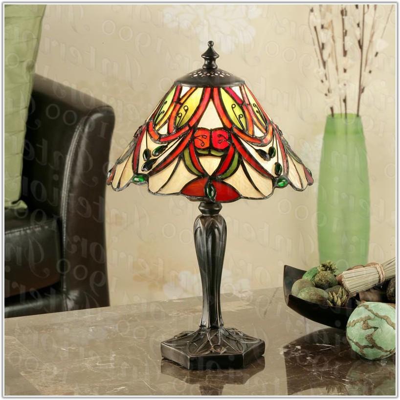 Small Tiffany Table Lamps Uk