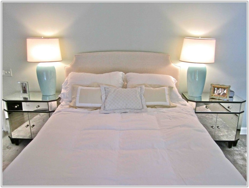 Small White Bedside Table Lamps