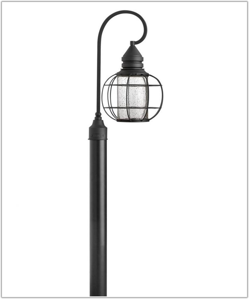Solar Lamp Post Lights Outdoor