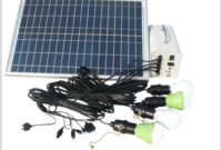 Solar Lights For Indoor Use