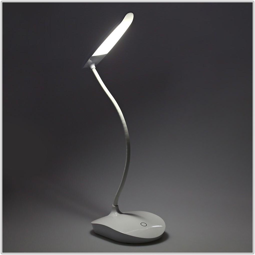 Solar Powered Led Desk Lamp