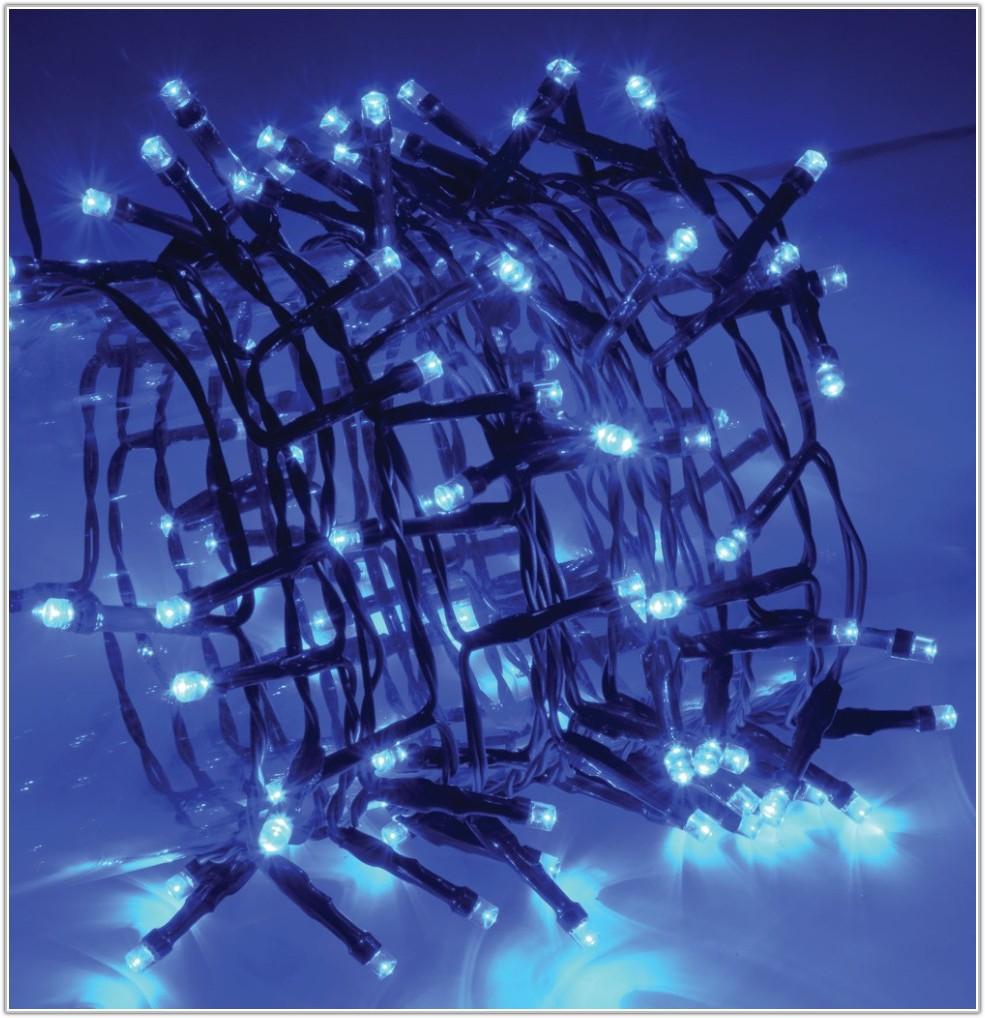Solar Powered Outdoor Light Strings