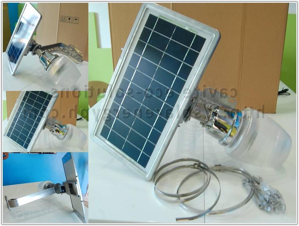Solar Powered Street Lamp Philippines