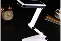Solar Powered Table Lamp Indoor