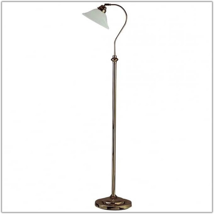 Solid Brass Traditional Floor Lamp