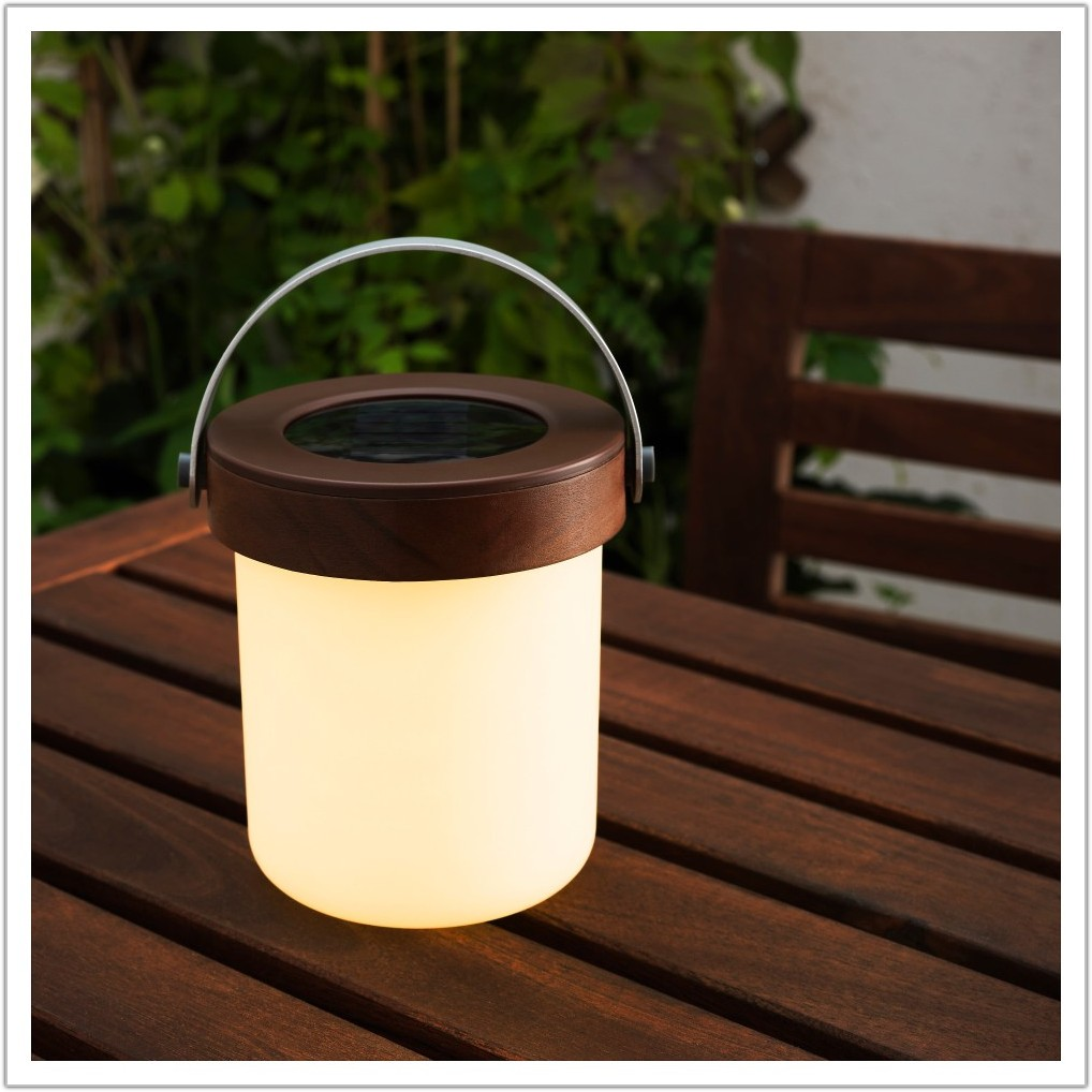 Solvinden Solar Powered Table Lamp